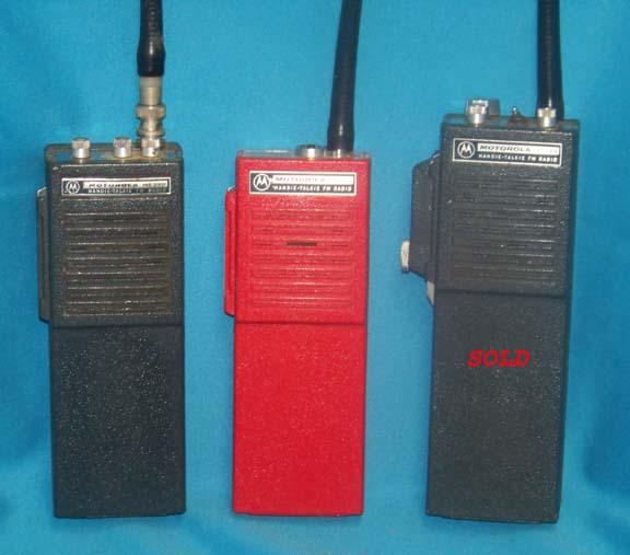 Vintage police amp fire radios at dcaptain com